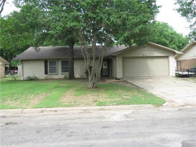 Navarro County Single Family Home For Sale: 3021 Oakridge Drive