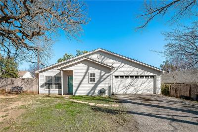 Weatherford Single Family Home Active Contingent: 801 S Elm Street