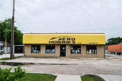Lewisville Commercial For Sale: 1530 S State Hwy 121