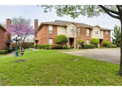 Rockwall Townhouse Active Option Contract: 402 S Fannin Street #B