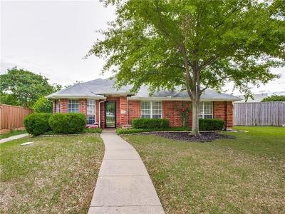 Wylie Single Family Home For Sale: 601 Burchshire Lane