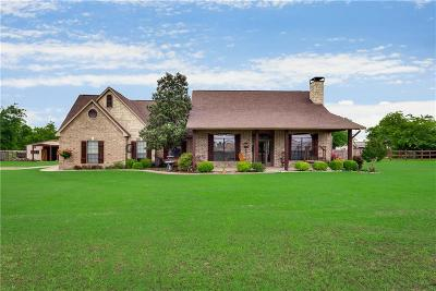 Sanger Single Family Home Active Option Contract: 6260 Crow Wright Road
