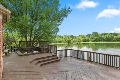 Colleyville Single Family Home For Sale: 3103 River Bend Drive