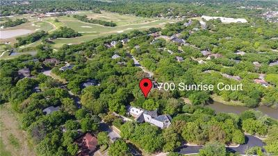 Arlington Single Family Home For Sale: 700 Sunrise Court
