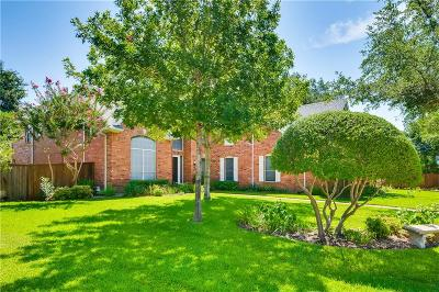 Colleyville Single Family Home For Sale: 6903 Glenview Lane