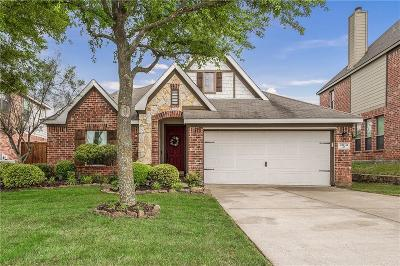 Melissa Single Family Home Active Option Contract: 3014 Maple Lane