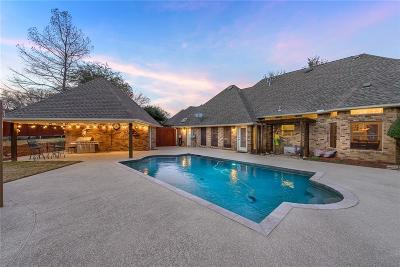 Bedford Single Family Home For Sale: 3613 Brookside Drive