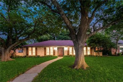 Richardson Single Family Home For Sale: 1329 Melrose