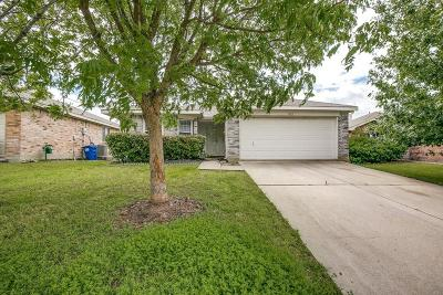 Forney Single Family Home Active Option Contract: 1022 Chelsea Lane