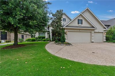 Denton Single Family Home For Sale: 9021 Gardenia Drive