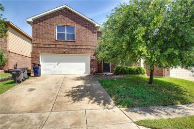 Fort Worth Single Family Home Active Option Contract: 9932 Osprey Drive