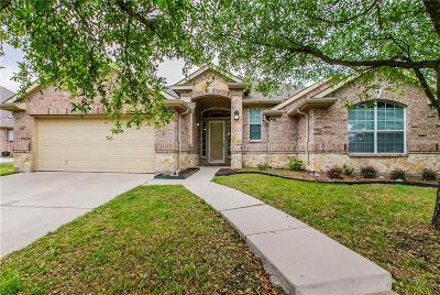 Weatherford Single Family Home Active Option Contract: 410 Mitchell Boulevard