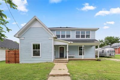 Frisco Single Family Home For Sale: 7042 Oak Street