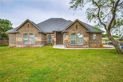 Joshua Single Family Home For Sale: 907 Country Club Drive