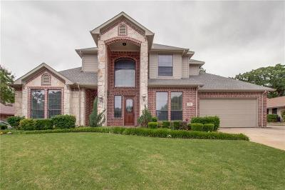 Lewisville Single Family Home For Sale: 1010 Forest Park Drive