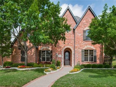 Coppell Single Family Home For Sale: 735 Bankers Cottage Lane