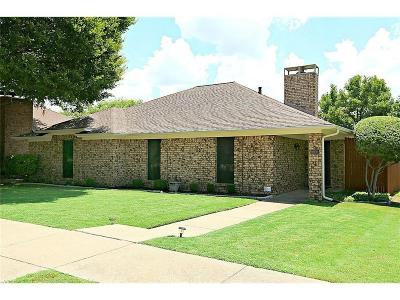 Frisco Single Family Home For Sale: 9901 Camelot Drive