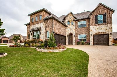 Rockwall Single Family Home Active Option Contract: 3418 Ridgecross Drive