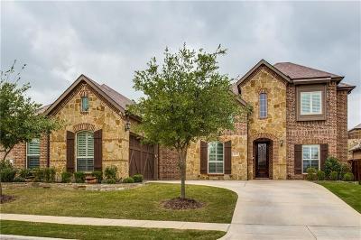 Burleson Single Family Home For Sale: 1233 Teton Drive