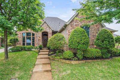 North Richland Hills Single Family Home Active Contingent: 7800 Forest Hills Court