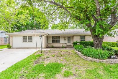 Richardson Single Family Home For Sale: 515 Fairview Drive