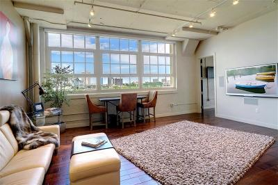 Fort Worth Condo For Sale: 2600 W 7th Street #2542