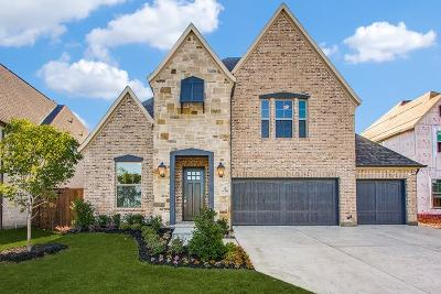 Frisco Single Family Home For Sale: 11308 Copperstone Lane