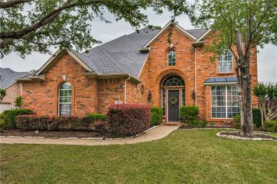 Colleyville Single Family Home Active Option Contract: 6905 Meade Drive
