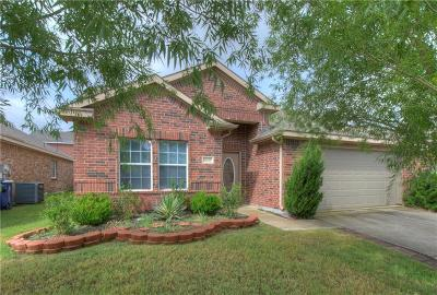 Little Elm Single Family Home For Sale: 14609 Crystal Lake Drive