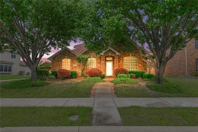 The Colony Single Family Home For Sale: 5528 Rockwood Drive