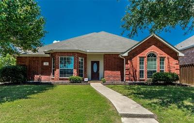 Allen Single Family Home For Sale: 1701 Lake Tawakoni Drive