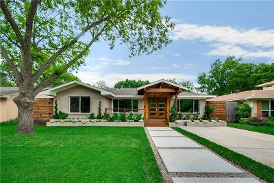 Richardson Single Family Home For Sale: 719 Downing Drive