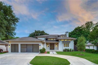 Dallas County Single Family Home For Sale: 6022 Del Norte Lane