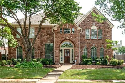 Keller Single Family Home For Sale: 704 Creek Bluff Drive
