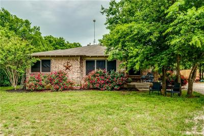 Fort Worth Single Family Home Active Option Contract: 6117 Pyramid Boulevard