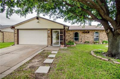 The Colony Single Family Home For Sale: 5657 Pearce Street