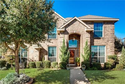 Wylie Single Family Home Active Kick Out: 401 Da Vinci Lane