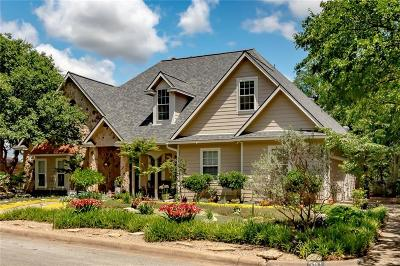 Tarrant County Single Family Home For Sale: 501 Oak Hollow Lane
