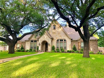 Dallas Single Family Home For Sale: 13932 Carillon Drive