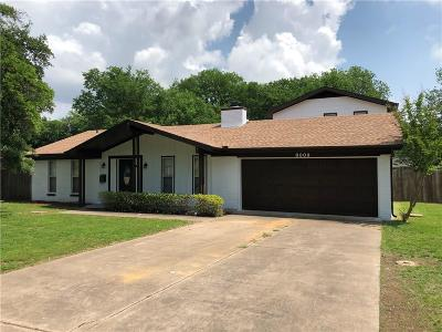 Benbrook Single Family Home For Sale: 8009 Northbrook Drive