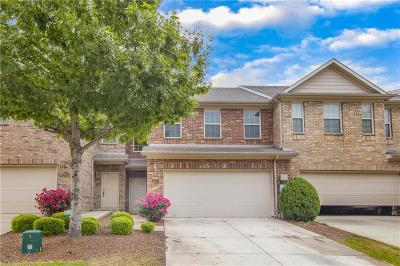 Lewisville Townhouse For Sale: 2653 Jacobson Drive