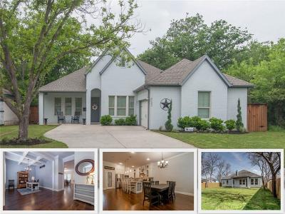 Benbrook, Fort Worth, White Settlement Single Family Home For Sale: 4032 Carolyn Road