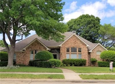 Plano Single Family Home For Sale: 3509 Sage Brush Trail