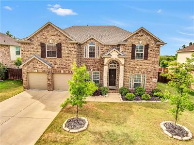 Grand Prairie Single Family Home Active Option Contract: 2236 Bald Eagle Way