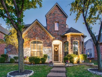 Allen Single Family Home For Sale: 957 Panther Lane