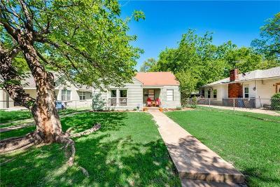 Dallas Single Family Home For Sale: 912 S Brighton Avenue