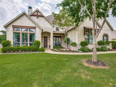 Flower Mound Single Family Home For Sale: 4801 Pacer Way