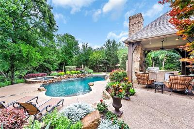 Colleyville Single Family Home For Sale: 1311 Chadwick Crossing