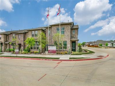 Euless Townhouse For Sale: 916 Estelle Avenue