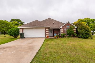 Weatherford Single Family Home For Sale: 108 Buck Court